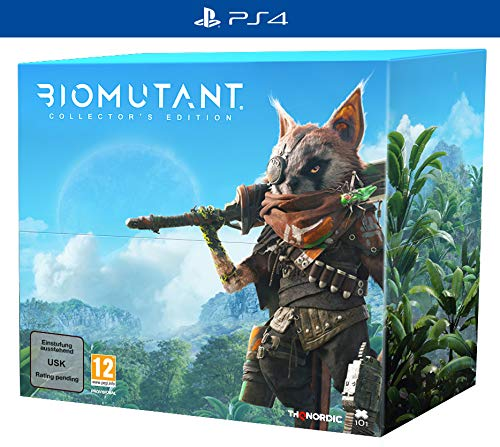 Biomutant Collector\'s Edition [Playstation 4]