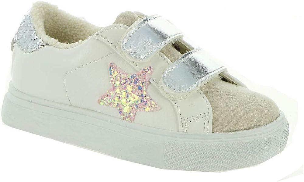 Steve Madden Unisex-Child Trezume Sneaker