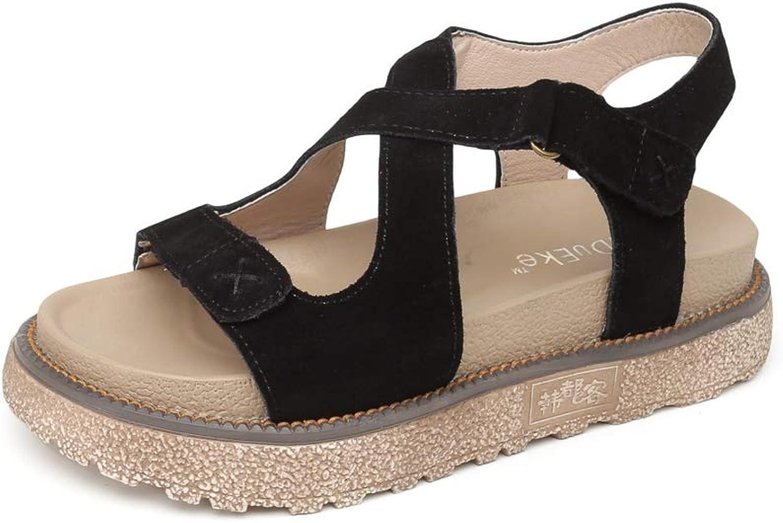 LL STUDIO Womens' Wide Fit Comfort Flats Sandals