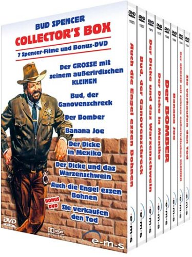 Bud Spencer Collector's Box (8 DVDs)