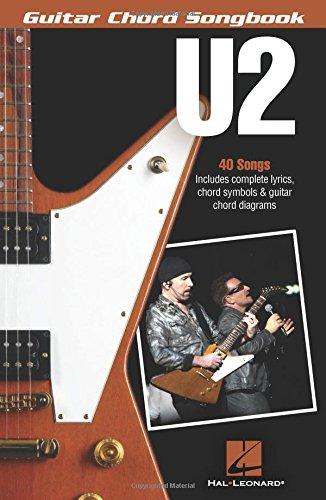 U2: Guitar Chord Songbook: Songbook für Gitarre: Jazz Play-Along Volume 179