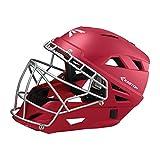 Easton M7 Catchers Helmet, Navy, Large
