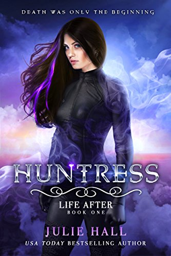 Book Cover for Huntress