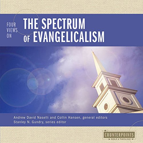 Four Views on Evangelicalism audiobook cover art