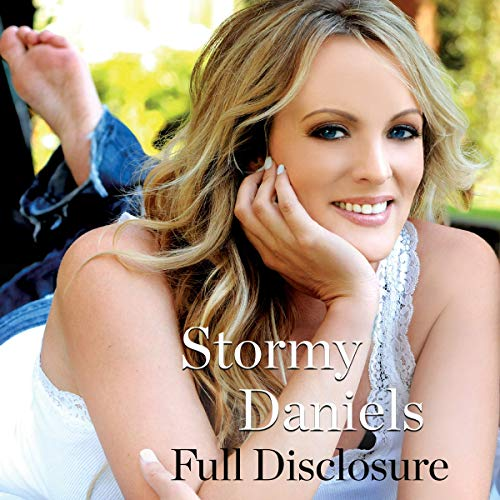 Full Disclosure Audiobook By Stormy Daniels cover art