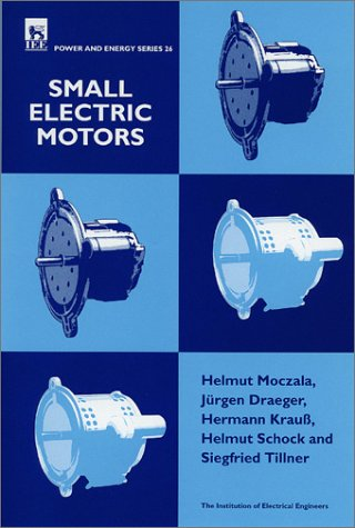 Small Electric Motors (Energy Engin…