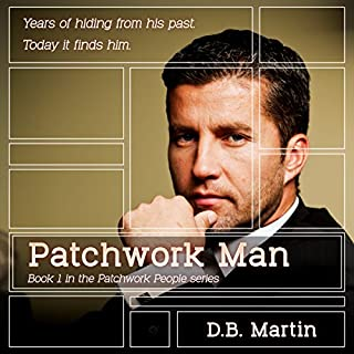 Patchwork Man cover art