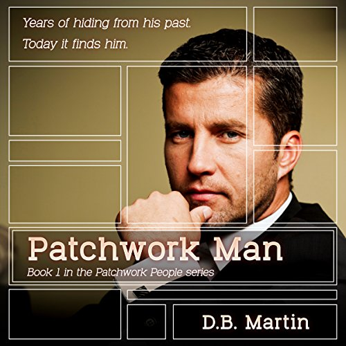 Patchwork Man audiobook cover art