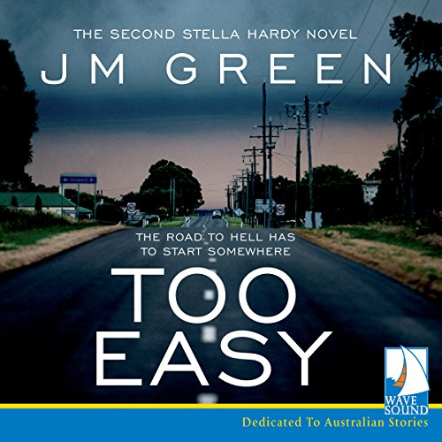Too Easy audiobook cover art