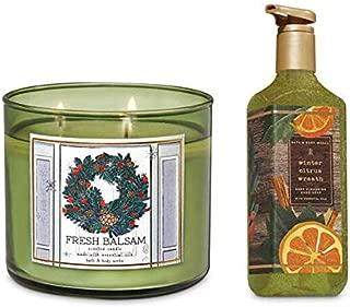 Best winter citrus wreath candle Reviews