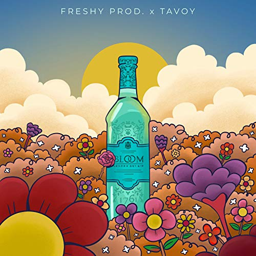 Bloom Gin (feat. TAVOY) [Explicit]