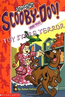 Scooby-doo Mysteries #16: Toy Store Terror