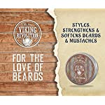 Beard Balm with Bay Rum Scent and Argan & Jojoba Oils - Styles, Strengthens & Softens Beards & Mustaches - Leave in… 6
