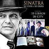 Colección 10 libros y 20 CDs de Frank Sinatra, la voz que conquistó el mundo