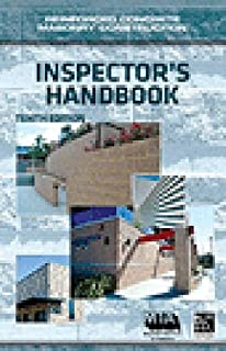 Reinforced Concrete Masonry Construction Inspector's Handbook, 10th Edition
