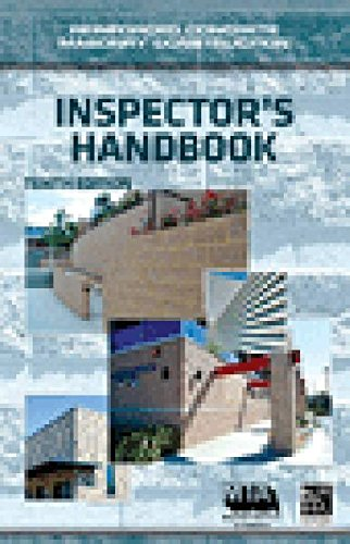 Reinforced Concrete Masonry Construction Inspector's Handbook, 10th Edition