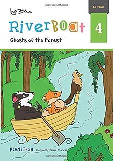 Ghosts of the Forest: Teach Your Children Friendship and Team Spirit