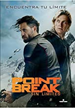 Point Break (Sin Límites) [Blu-ray]