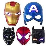お面 マスク 光る 仮面 ライト なりきりマスク ヒーロー 仮装 コスチューム コスプレ なりきり