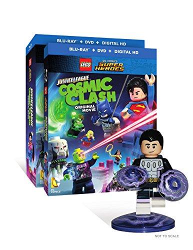 LEGO DC:Cosmic Clash (BD w/Figurine) [Blu-ray]