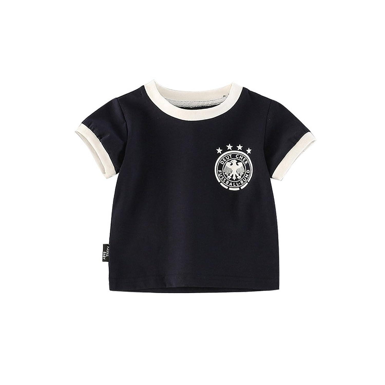 エルフ ベビー(Fairy Baby) ベビーTシャツ 半袖 夏物 サッカー ユニフォーム ワールドカップ