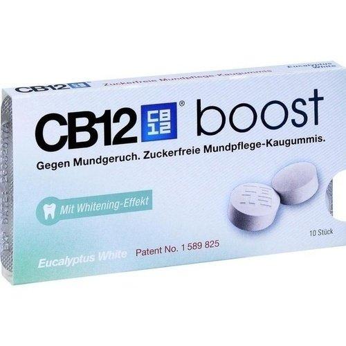 CB12 boost Eukalyptus Kaugummi 10 St