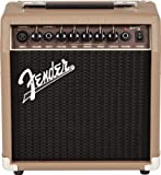 Best Acoustic Guitar Amps - Fender Acoustasonic 15 – 15 Watt Acoustic Guitar Review