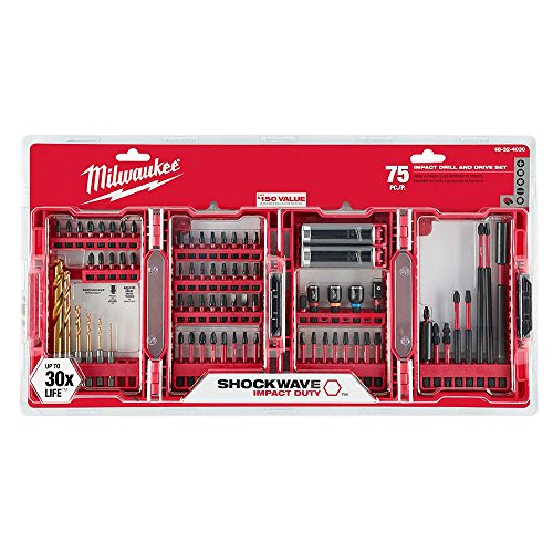Milwaukee 48-32-4030 Drill And Drive Set (Red)