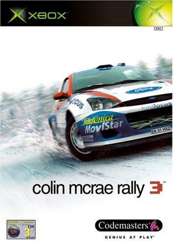 Colin McRae Rally 3 [Xbox] [Importado de Francia]