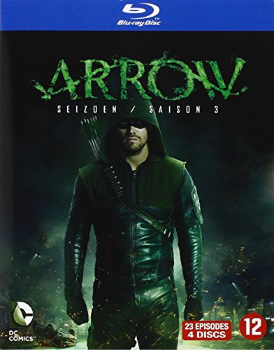 Preisvergleich Produktbild Arrow - Saison 3 [Blu-ray]