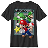 FIT Super Mario Men's T Shirt