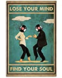 AZSTEEL Lose Your Mind Find Your Soul