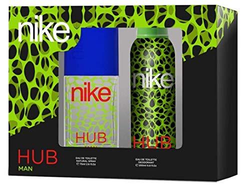 Nike Man Nike Man Hub Edt Vapo 75 Ml+Deo Vapo 200 Ml Set. 200 ml