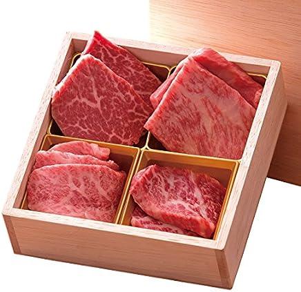父の日 御祝 焼肉 ギフト プレミアム サーロイン みすじ フィレ もも 小箱 肉のイイジマ