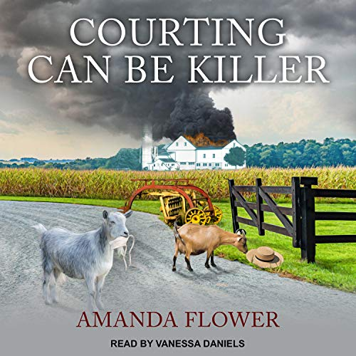 Courting Can Be Killer: Amish Matchmaking Series, Book 2