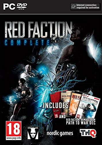 Nordic Games Red Faction Complete (PC-Spiel)