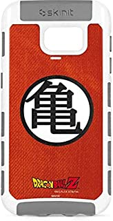 Skinit Cargo Phone Case for Galaxy S7 - Officially Licensed Dragon Ball Z Goku Shirt Design