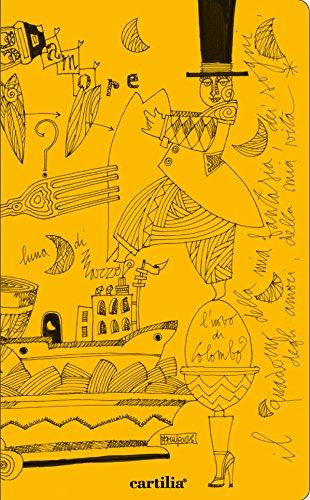 Quaderno spiralato Klimt A4 Cartilia