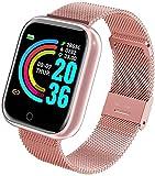 XYG Reloj inteligente impermeable USB Band Tracker Watch Y68...