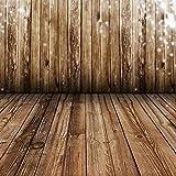 Telón de Fondo de fotografía de Grano de Madera Vintage, Ligero, Resistente, Duradero, recién Nacido, Foto de Estudio de Fondo para Photo Studio Club Party Stage Set #1