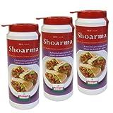 Verstegen Gewürzmischungen 'Shawarma' 3 x 170g (Shoarma)
