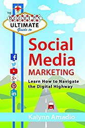 Cover image of The Boomers Ultimate Guide to Social Media Marketing linking to product details on Amazon