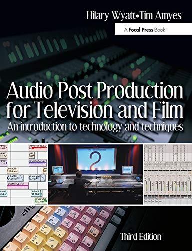 Audio Post...