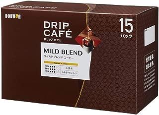 ドトールコーヒー ドリップカフェ15PKマイルドブレンド 105g