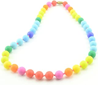 BPA Free JUNGO BAMBINO Teething Silicon Necklace Chewlery Chewbeads Teether