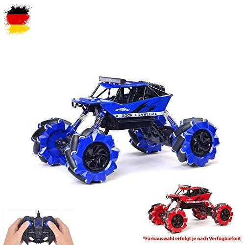 RC Auto kaufen Monstertruck Bild 6: Ferngesteuertes Auto RC Auto,2.4GHz Ferngesteuertes Monstertruck,High Speed RC-Auto mit wiederaufladbaren Batterie*