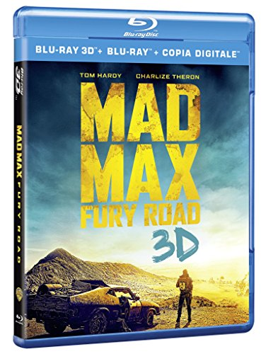 Mad Max 4: fury road 3d (bs) [audio español] [Blu-ray]