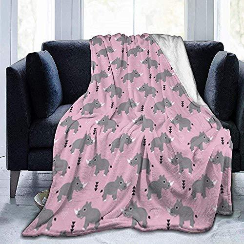 wobuzhidaoshamingzi deken van molton, pluche, velours, flanel, roze, bijzonder zacht voor dieren
