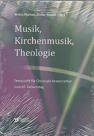 Chiesa di Musica, Musica, teologia: Fest scrittura per Christoph Krum macher per il ° compleanno