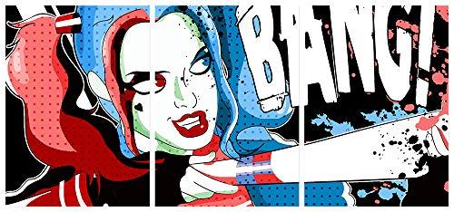 512DqeVrqhL Harley Quinn DC Comics Posters